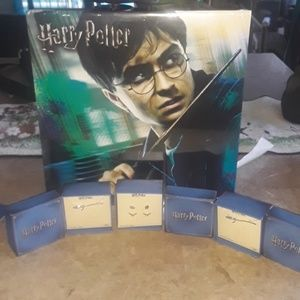 Harry potter set  all new